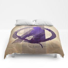 Avengers Assembled: The Ranger Comforters