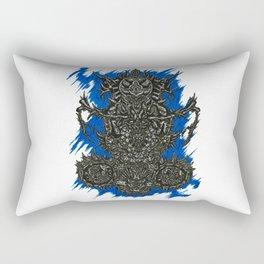 Mantis Father Rectangular Pillow