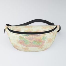 """Butterflies In The Fall"" Fanny Pack"