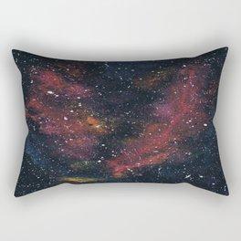 Delta Waves Rectangular Pillow
