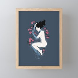 Six Feet Under Framed Mini Art Print