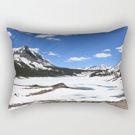 Tioga Lake Rectangular Pillow