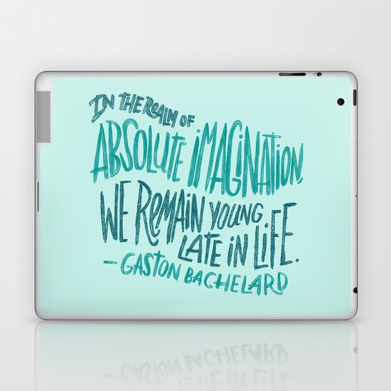 Absolute Imagination Laptop & iPad Skin