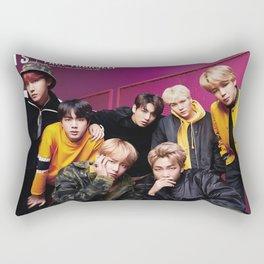 bts face yourself 2 Rectangular Pillow