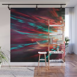 The Motion Wall Mural
