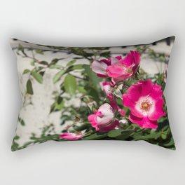 Magenta Rectangular Pillow