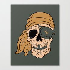 Willy Canvas Print
