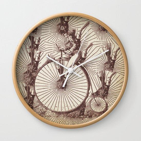 crazy penny Wall Clock