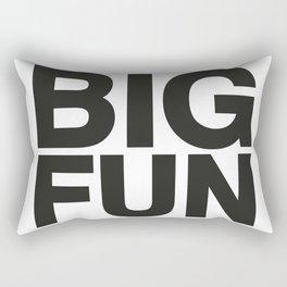 BIG FUN Rectangular Pillow