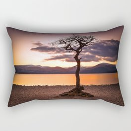 Milarrochy Bay Tree Rectangular Pillow