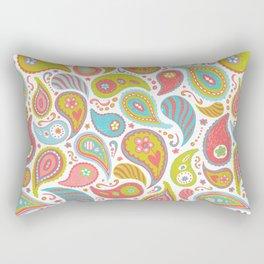 Power Paisley Rectangular Pillow