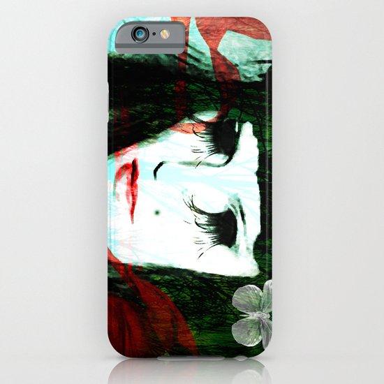 Clarice iPhone & iPod Case
