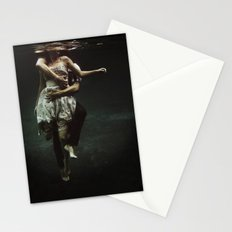 abyss of the disheartened : V Stationery Cards