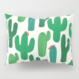 Cactus II Print Pillow Sham