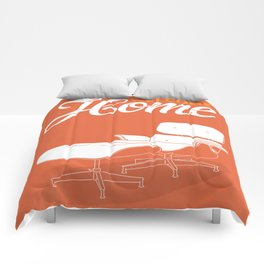 Welcome Home Comforters