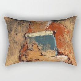 The queen's orders Rectangular Pillow
