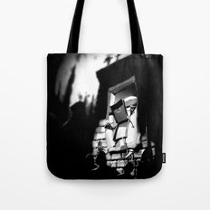 Attack of the Mutant Pizza Tote Bag