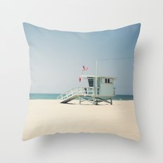 Baewatch Throw Pillow