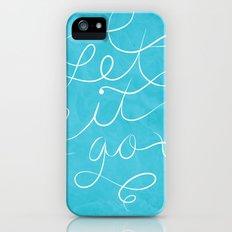 Let it Go Slim Case iPhone (5, 5s)