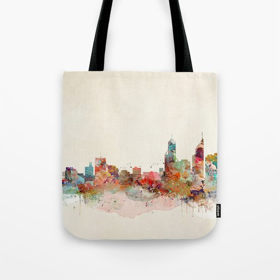 perth australia Tote Bag