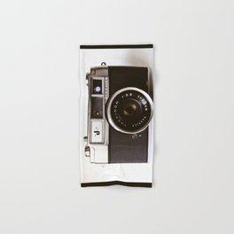 Camera II Hand & Bath Towel