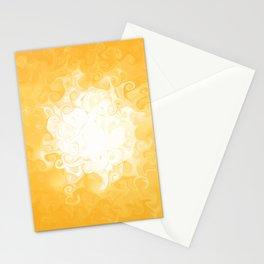 Liquid Sun Stationery Cards