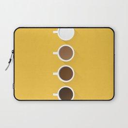 Coffee + Simplicity Laptop Sleeve