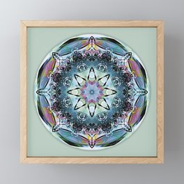 Mandalas from the Heart of Truth 2 Framed Mini Art Print