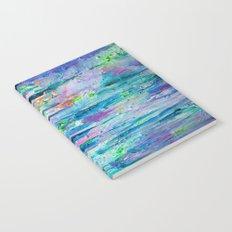 Silver Rain Notebook