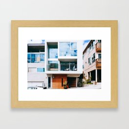 Manhattan Beach - Los Angeles, USA - #15 Framed Art Print