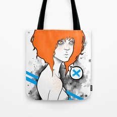 Mary Gold Tote Bag