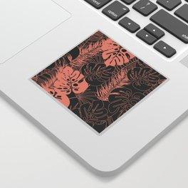 Tropical pattern 034 Sticker