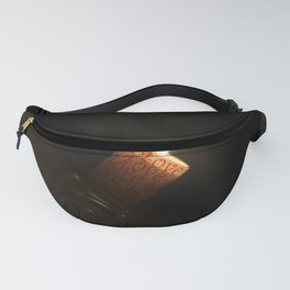 Love and candle Fanny Pack