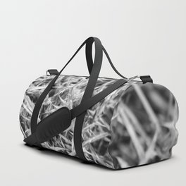 Spiked forest Duffle Bag