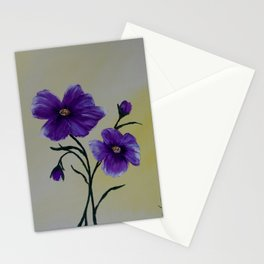 Aubrietia Doctor Mules Stationery Cards