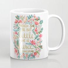 Little & Fierce Mug
