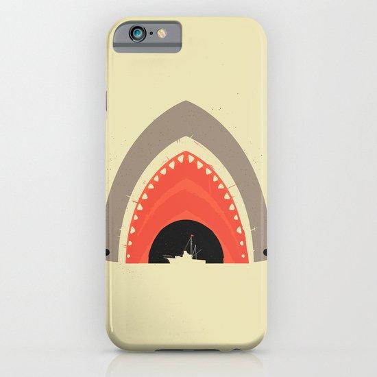 Great White Bite iPhone & iPod Case