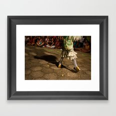 Samba Framed Art Print