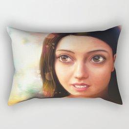 Alita Battle Angel Rectangular Pillow