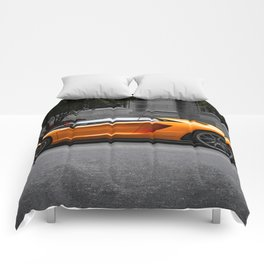 Sports Car Comforters
