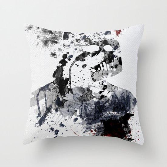 The Chosen One Throw Pillow