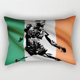 Irish Conor McGregor Rectangular Pillow