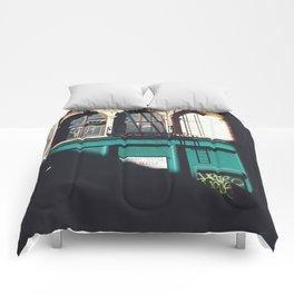diagonal Comforters