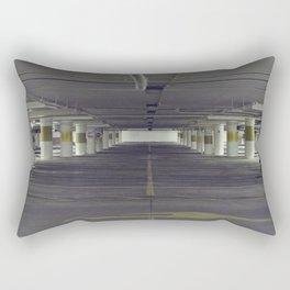 Ground Under Rectangular Pillow