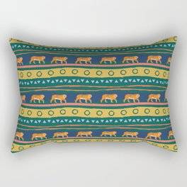 WILD AF STRIPE Rectangular Pillow