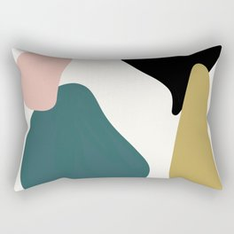 gemstones 3 Rectangular Pillow