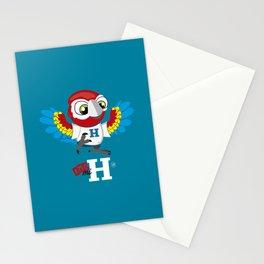 Amo mi H Stationery Cards