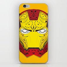 Sugary Iron Man iPhone & iPod Skin