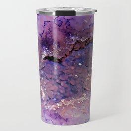 Amethyst Geode Travel Mug
