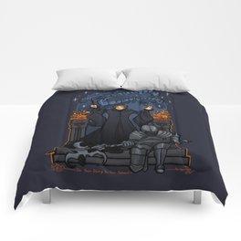 Defend us! Comforters